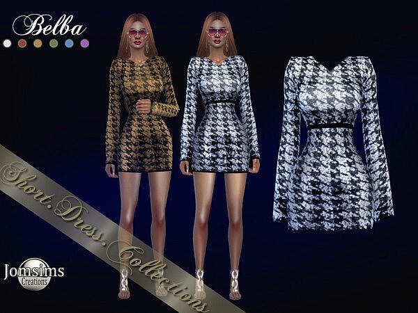 Belba dress by jomsims