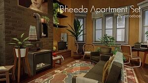 Bheeda Apartment Set