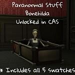 Bonehilda Outfit Sims 4 CC 2