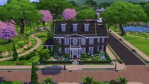 British Family Manor (no cc) by Dixie Nourmous