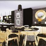 Calma kitchen sims 4 cc