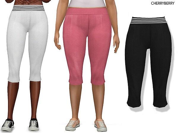 Capri Pants Sims 4 CC