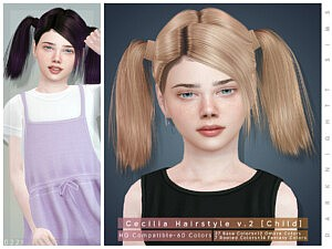 Cecilia Hairstyle V2