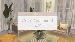 Cozy Apartment Sims 4 CC