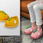 Critter slippers 01