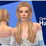 Cynthia Hair by qicc