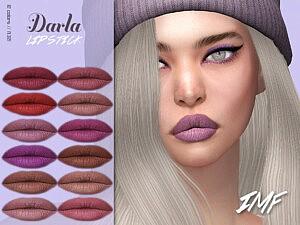 Darla Lipstick Sims 4 CC