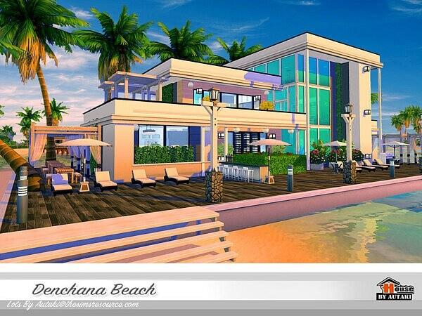 Denchana Beach NoCC
