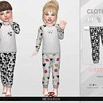 Disney PJ  Pants 01 T by remaron