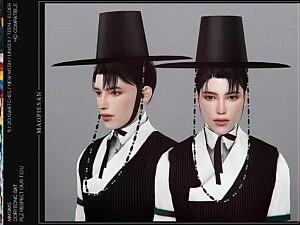 Doryeong Gat Set by magpiesan
