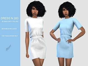 Dress 283 by pizazz