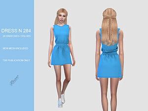 Dress N284 by pizazz