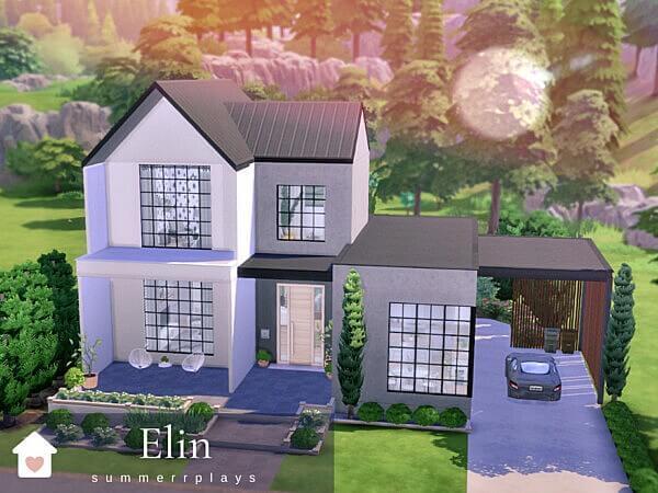 Elin Modern Farmhouse