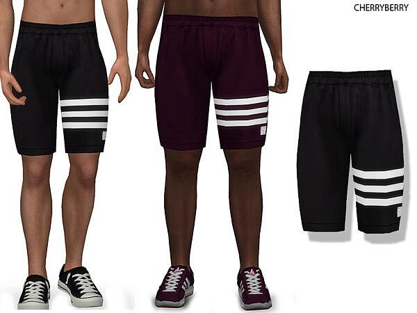 Evan Mens Shorts Sims 4 CC