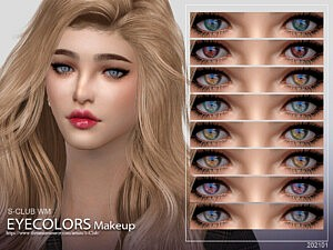 Eyecolors 202101