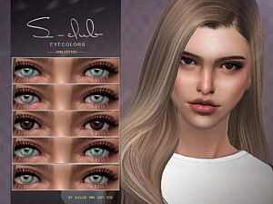 Eyecolors 202102 sims 4 cc