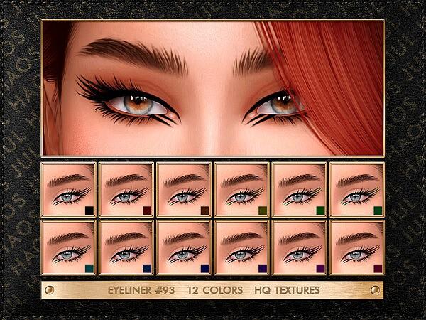 Eyeliner N93 by Jul Haos from TSR