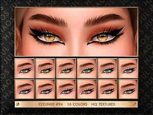 Eyeliner 94 sims 4 cc