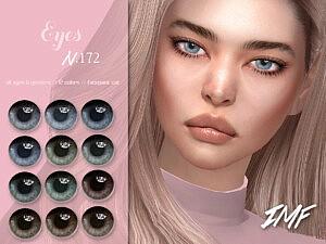 Eyes N.172 by IzzieMcFire