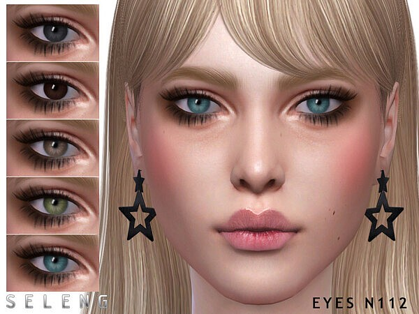 Eyes N112 by Seleng from TSR