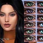 Eyes N36 sims 4 cc