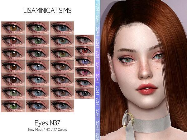 Eyes N37 Sims 4 CC