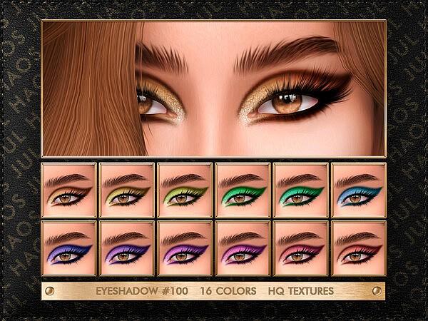 Eyeshadow 100 Sims 4 CC