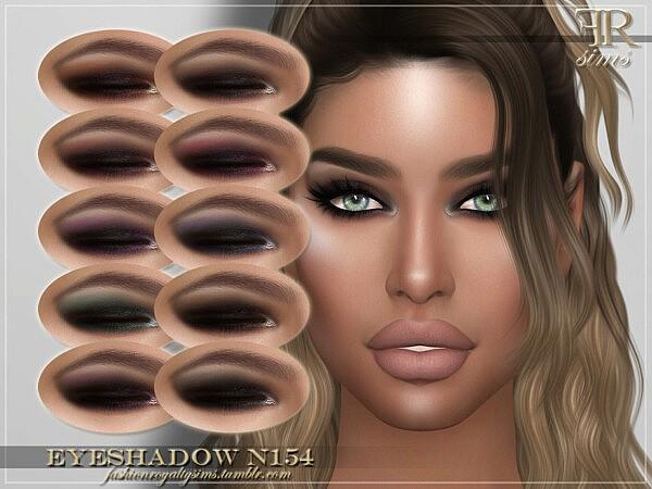 Eyeshadow N154 sims 4 cc