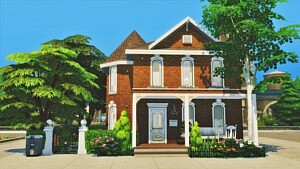 Family Sims 4 house