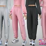 Female Joggers sims 4 cc