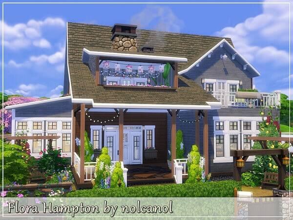 Flora Hampton Villa