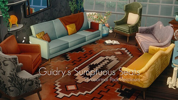 GUIDRYS SUMPTUOUS SEATS
