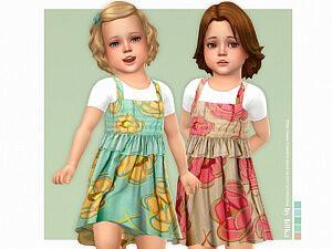 Gloria Dress sims 4 cc