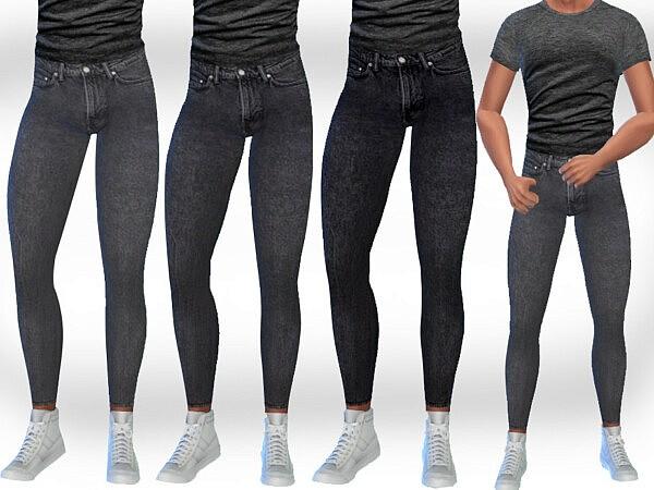 Grey Jeans by Saliwa from TSR