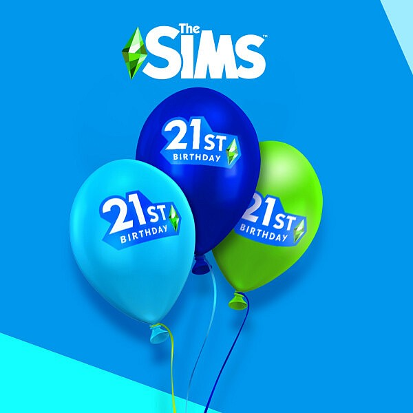 HAPPY BIRTHDAY TO THE SIMS