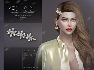 Hair ACC 202106 sims 4 cc