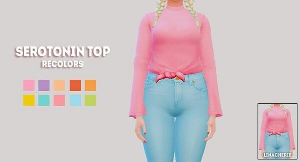 Happy Top Sims 4 CC