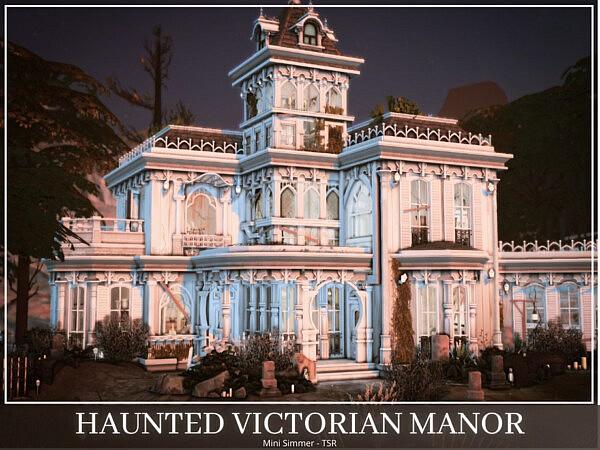 Haunted Victorian Manor