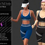 Heather Full body Sims 4