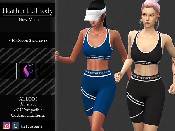 Heather Full body by KaTPurpura from TSR