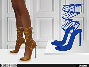 High Heels SIms 4 CC 1