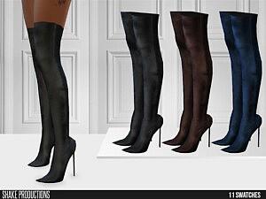 High Heels Sims 4 CC1