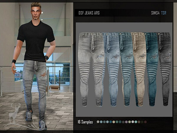Jeans ARG by DanSimsFantasy from TSR