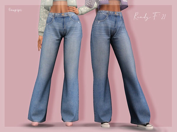 Jeans BT402 by laupipi from TSR