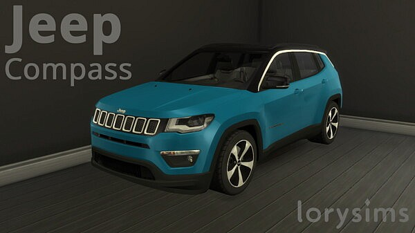 Jeep Compass from Lory Sims