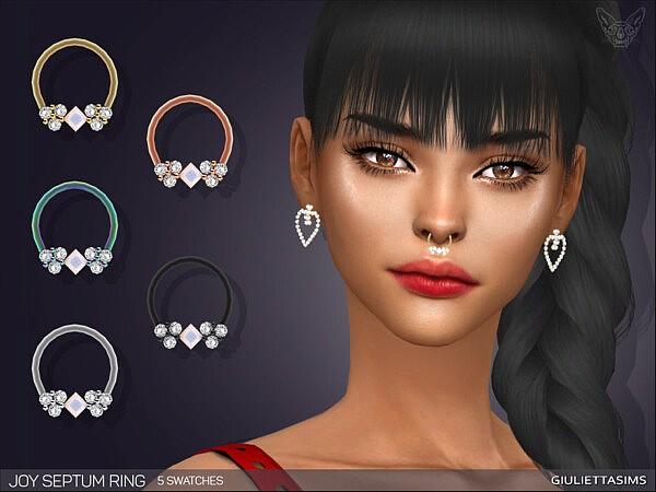Joy Septum Ring Sims 4 CC