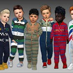 Jumpers for toddler boys sims 4 cc
