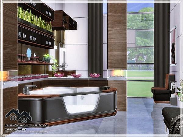 Konwalia Bathroom by marychabb from TSR