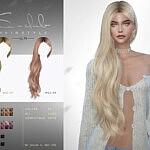 Kayla Hairstyle Sims 4 cc