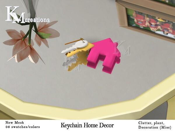 Keychain Home Decor